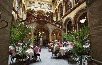 Кафе Централ в Вене