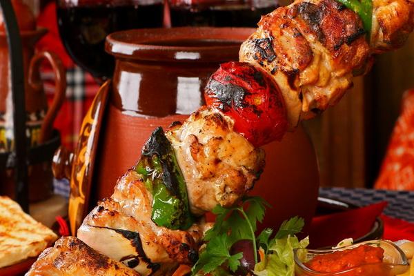 Болгарская еда
