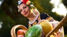 Традиционная еда в Болгарии