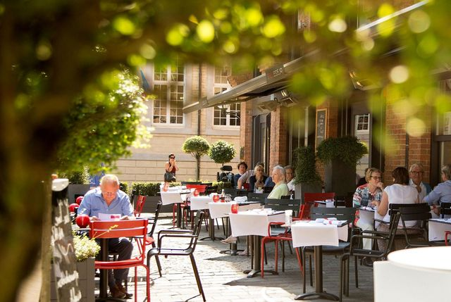 Кафе и рестораны в Брюгге