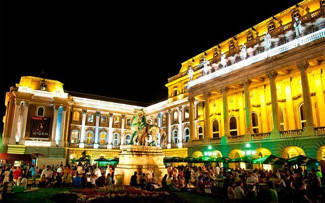 Фестиваль пива в Будапеште