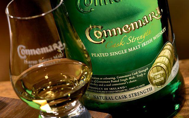Виски Connemara