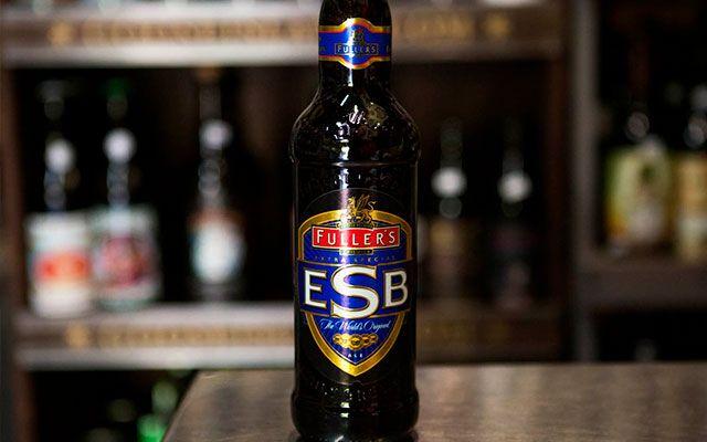Пиво ESB