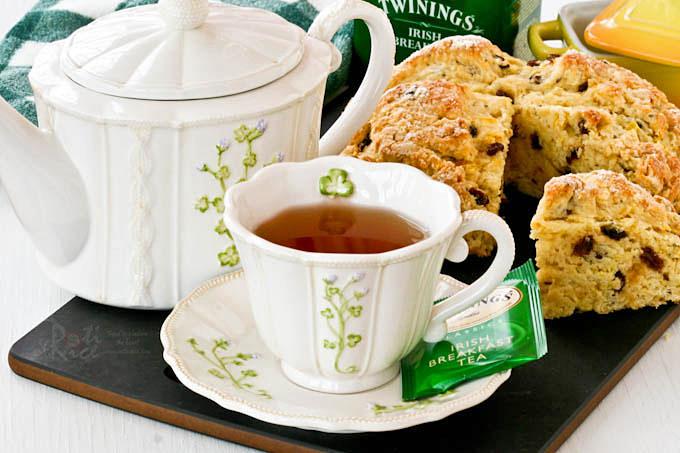 Купажный ирландский чай