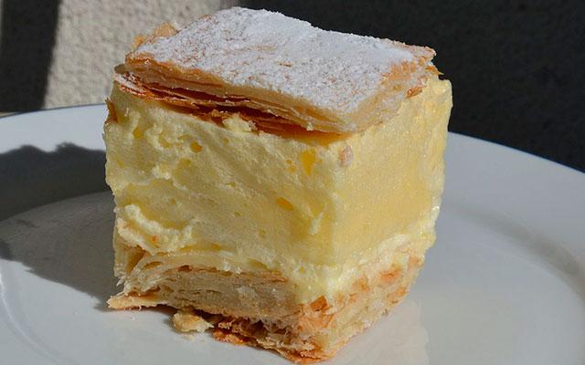 Десерт кремеш