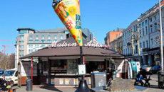 Недорогие кафе Брюсселя