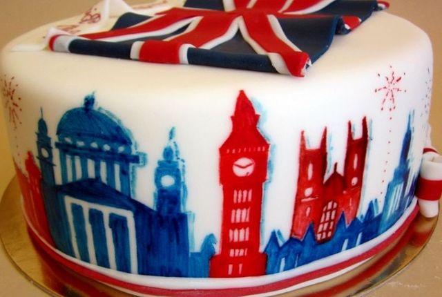 Что едят в Лондоне