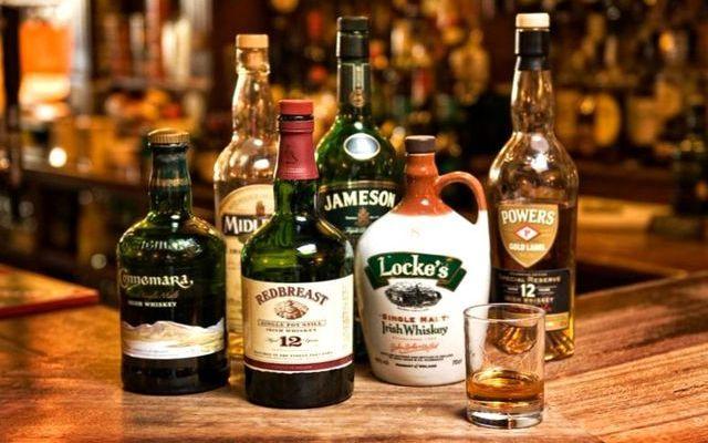 Виски Ирландии