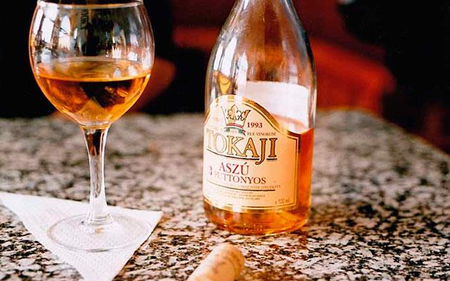 Вино Aszú