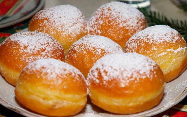 Берлинские пончики