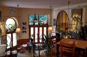Cafe Csiga, Будапешт