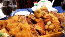 Дешовая еда в Будапеште
