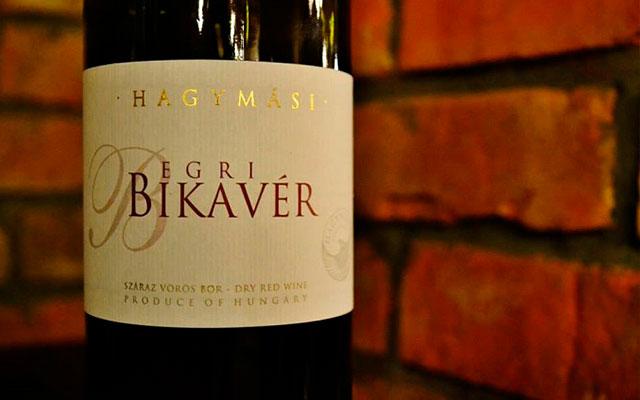 Вино Эгерская бычья кровь