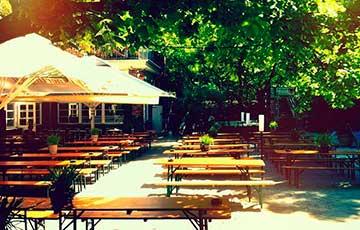 Пивной сад Golgatha