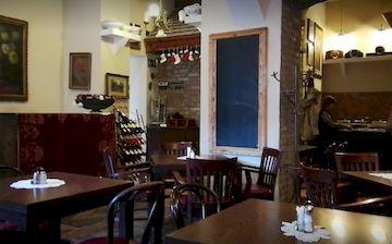 Klauzal Cafe, Будапешт