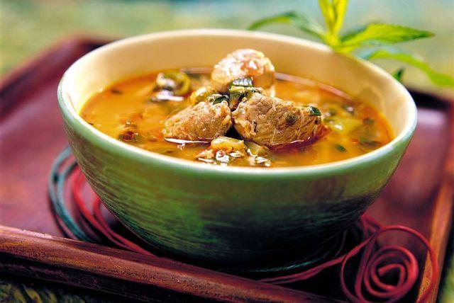 Курбан чорба, суп в Болгарии