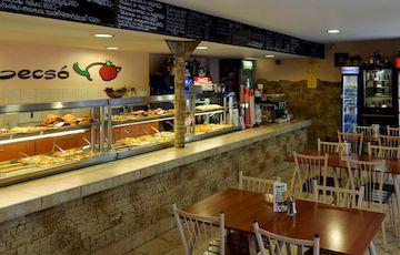 Недорогой ресторан Lecso в Будапеште