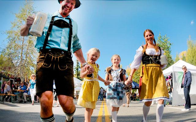 Национальная немецкая одежда