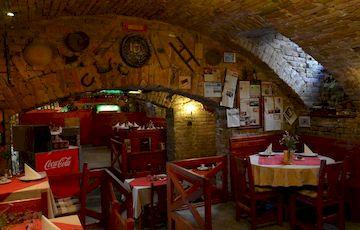 Regos Restaurant в Будапеште