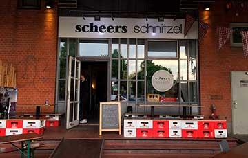 Мясное кафе Scheers Schnitzel
