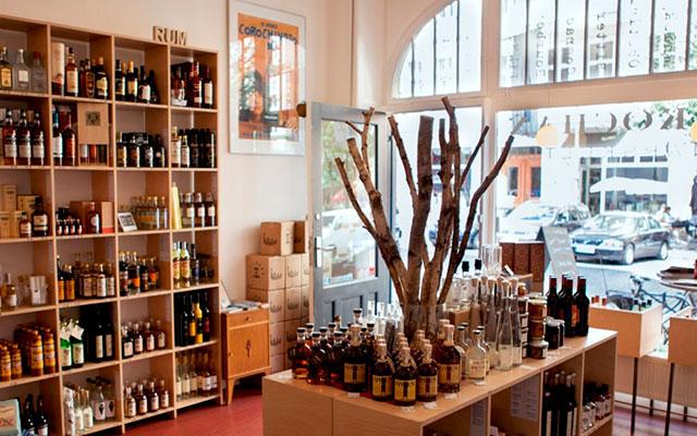 Специализированный магазин Schnapskultur