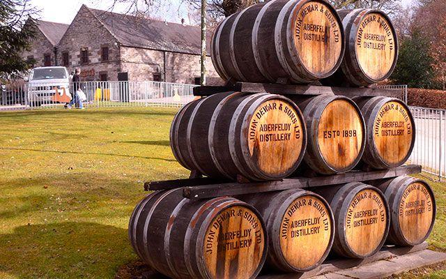 Виски Шотландии