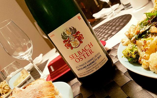 Марочное вино Selbach Oster