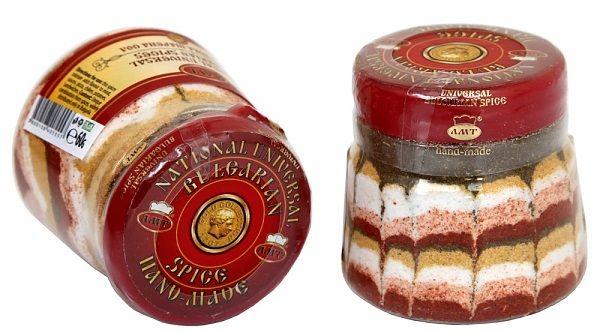 Шарена соль, болгарский сувенир