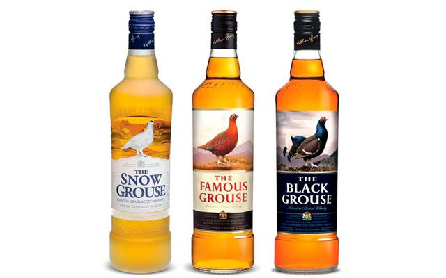 Шотландский скотч Snow Grouse