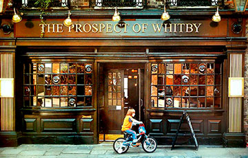 Паб The Prospect Of Whitby