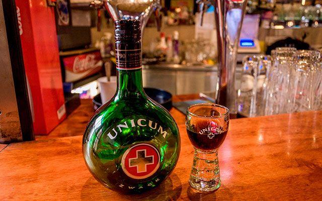Бальзам Unicum