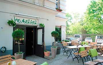 Уютное кафе Wirtshaus Heuberger
