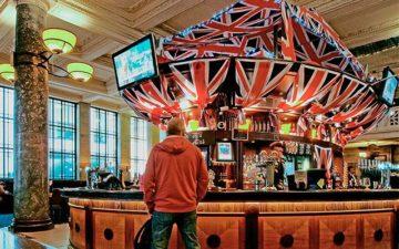 Лондонские бары