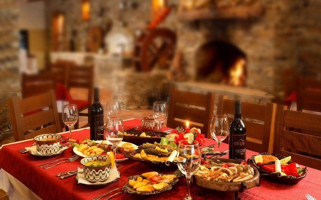Еда в болгарских ресторанах