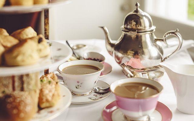 Британский чай