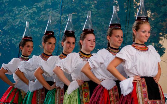 Венгерский фестиваль вина
