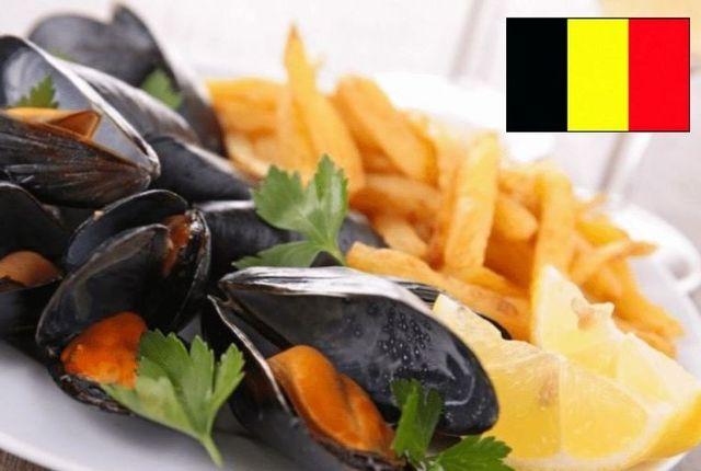 Еда в Бельгии