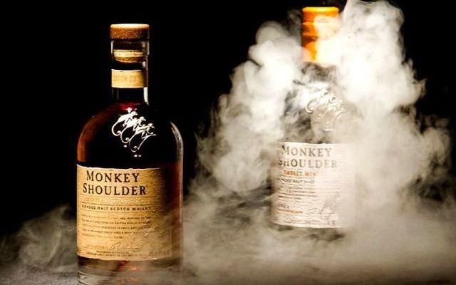 Марка виски Monkey Shoulder