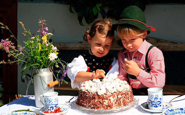 Десерты Германии