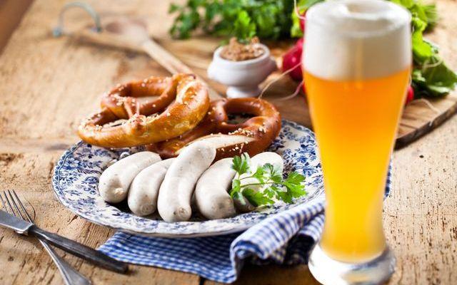 Завтрак с пивом