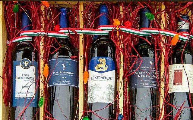 Набор венгерских вин