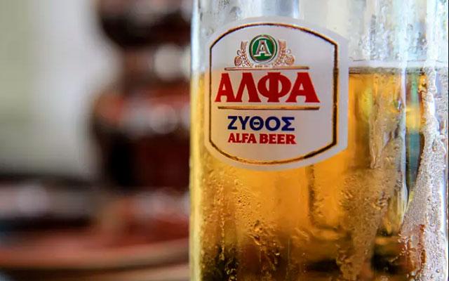 Старейшая марка пива Alpha
