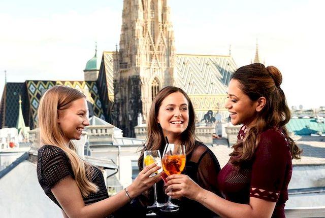 Необычные бары Вены
