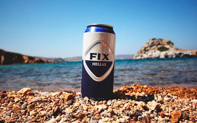 Первое марочное пиво Fix