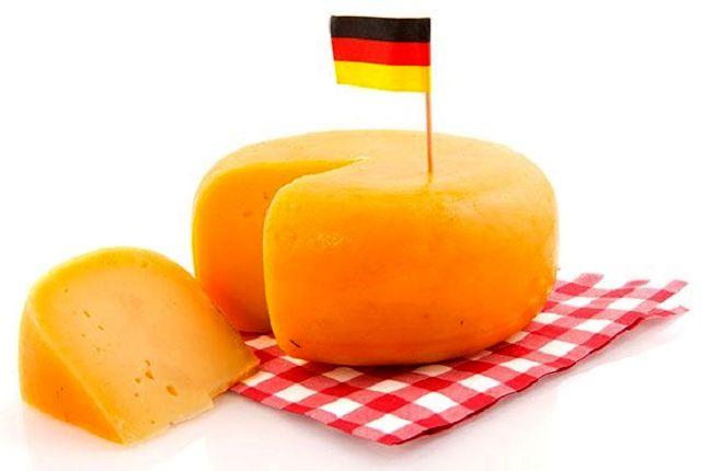 Немецкий сыр