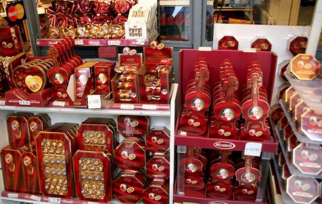 5 вкусных сувениров из Австрии