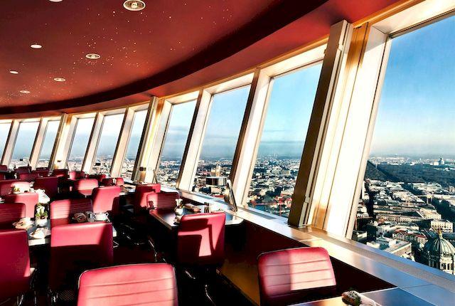 Рестораны в Берлине