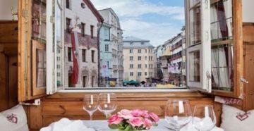Рестораны в Инсбруке