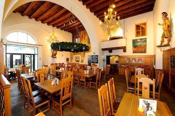Ресторан Stiftskeller