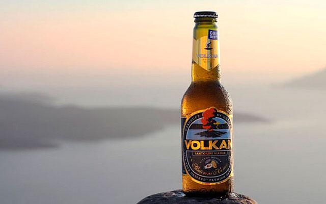 Пиво Volkan на основе меда